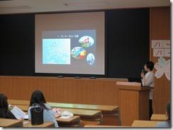 吉藤講師による「デンマークの介護福祉事情」の特別講義